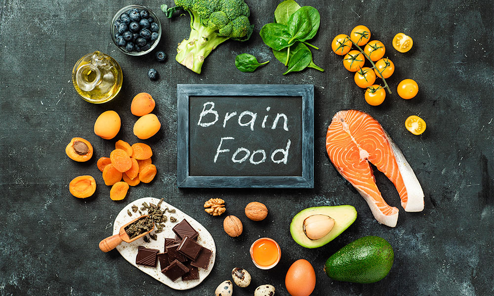 brain healthy food