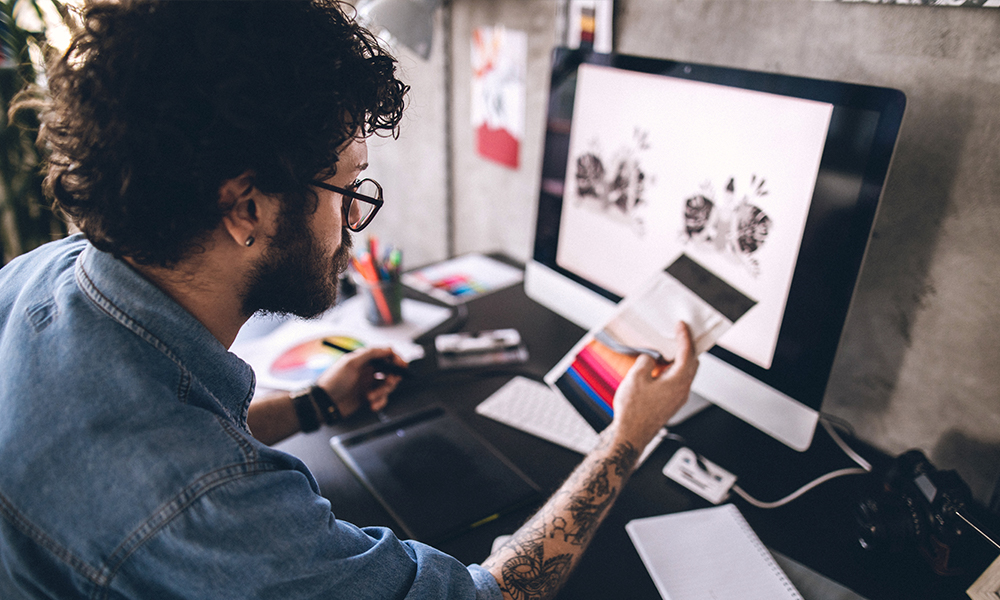 graphic design career outlook